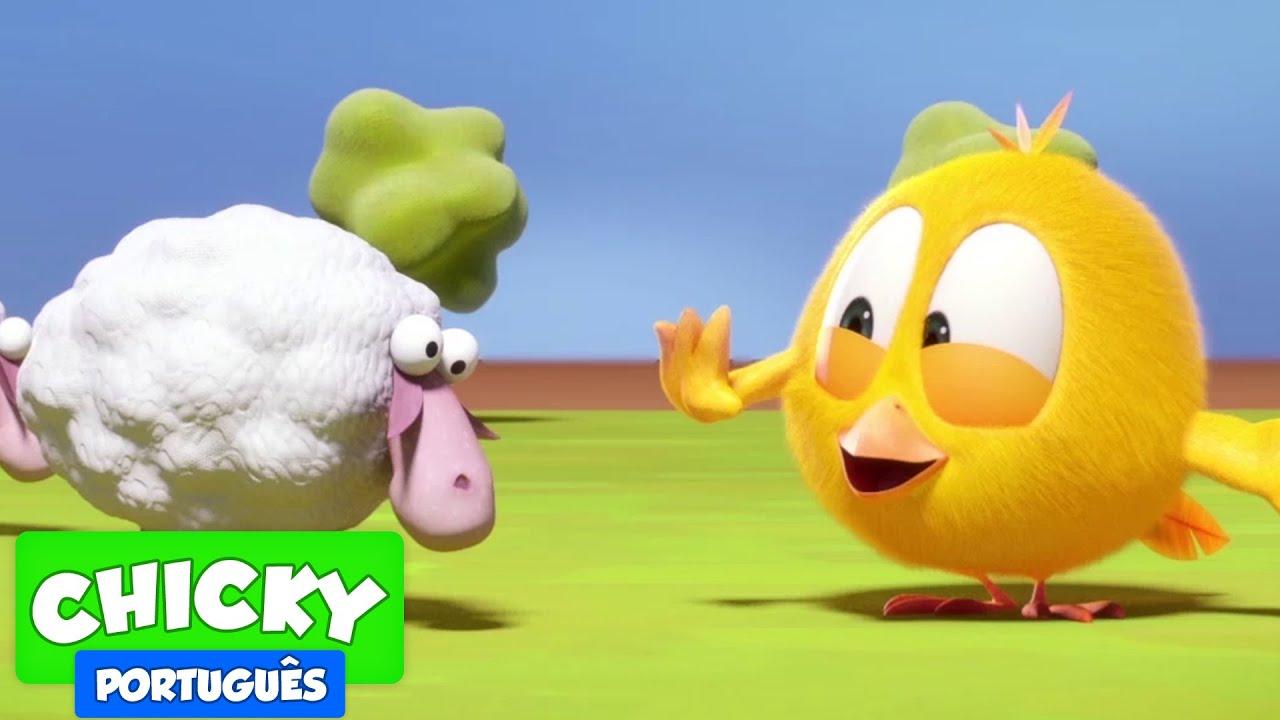 Onde está Chicky? 2020 | CHICKY E AS OVELHAS | Desenhos Animados Infantil