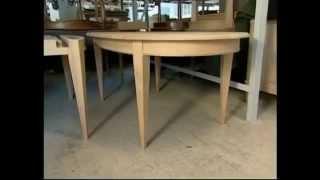 видео Мебель для прихожей Louis XVI в классическом стиле