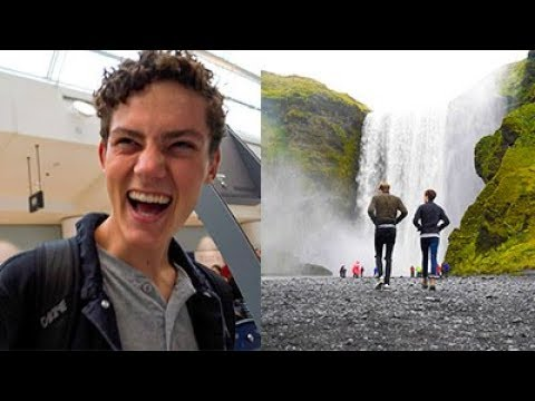 SURPRISING My Boyfriend with a trip to ICELAND