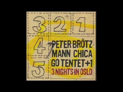 Peter Brötzmann Chicago Tentet + 1 - 3 Nights In Oslo (2010) FULL 5CD