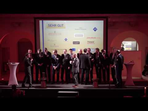 13. Private Banking Gipfel (3): Ehrung TOPs 2017