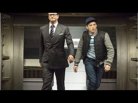 《金牌特務3》重大劇情!導演證實:哈利、伊格西師徒關係大結局 | ETtoday看電影