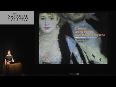 Curator's Introduction | Courtauld Impressionists: From Manet To Cézanne
