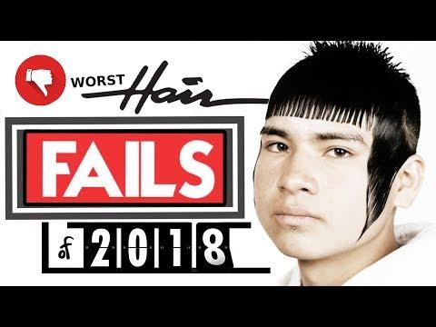 Worst Hair Fails 2018 Compilation