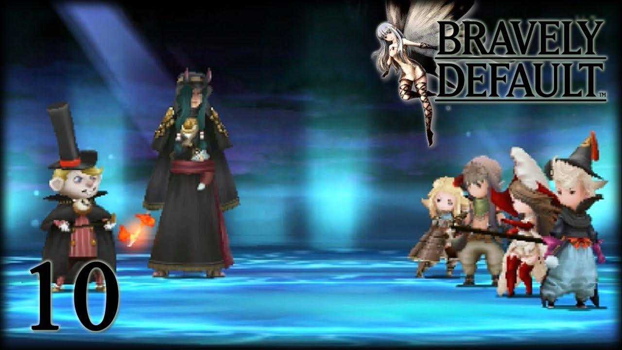 bravely default how to get conjurer