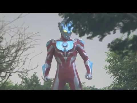อุลตร้าแมน กิงกะ OP (เพลงเปิด) HD