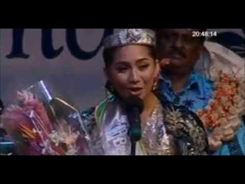 Miss Pacific Islands 2017 is American Samoa