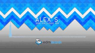 Alex S - EDM Sauce 100K Mix