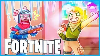 I GOT *BAITED* and OUTSMARTED in Fortnite: Battle Royale! (Fortnite Funny Moments & Fails)