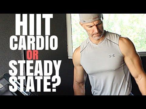 HIIT Cardio VS. Steady State Cardio