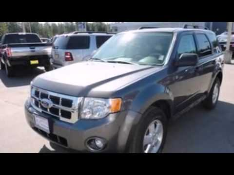 2012 FORD ESCAPE Anchorage AK