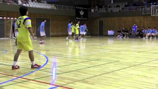 【Highlights 2014】ハンドボール部 秋季リーグ 対関東学院大学戦