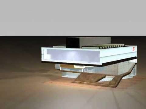 ICA Boston - 3D Renderings
