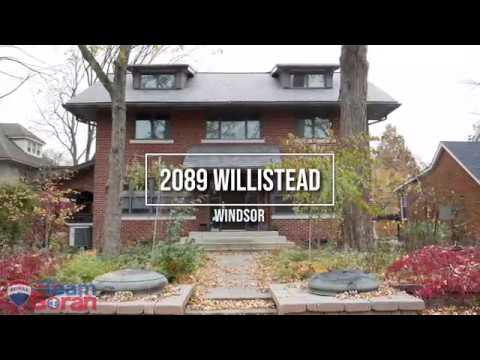 Windsor Real Estate For Sale - 2089 Willistead