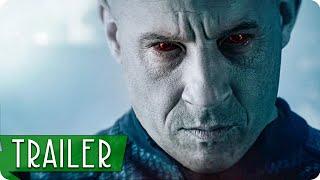 BLOODSHOT Trailer 2 German Deutsch (2020)