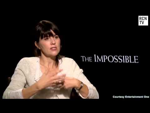 The Impossible Tsunami Survivor Maria Belon   Real life Experience