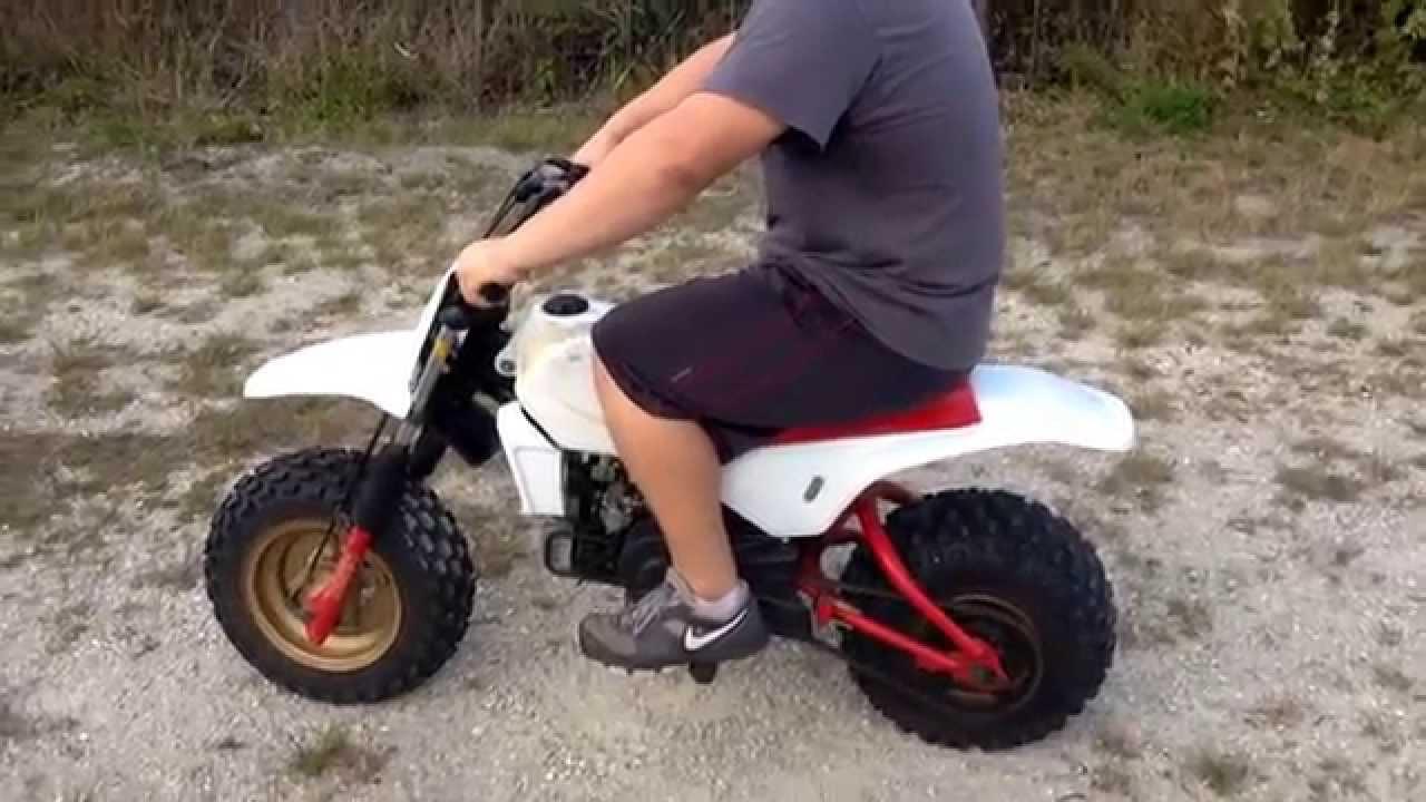 Yamaha Big Wheel Specs