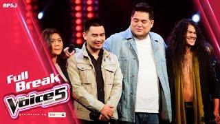 The Voice Thailand 5 - Knock Out - 15 Jan 2017 - Part 4