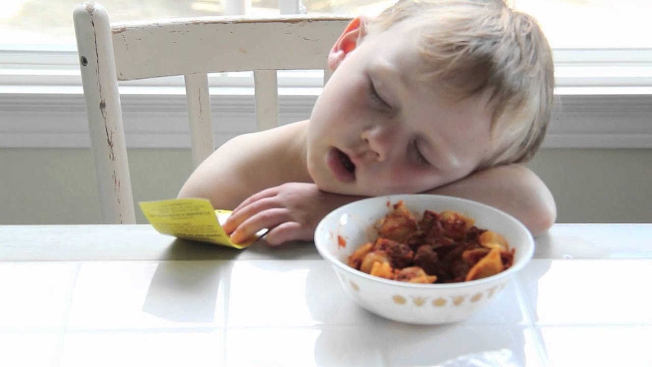 Babies Falling Asleep While Eating  Funny Baby Videos 2018
