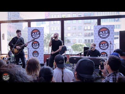 """X Ambassadors """"Gorgeous"""" Live w/ ALT 98.7"""