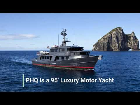 Pacific HQ - 95 Jemison Mothership & Sportfish Package - Includes G&S Custom Sportfish