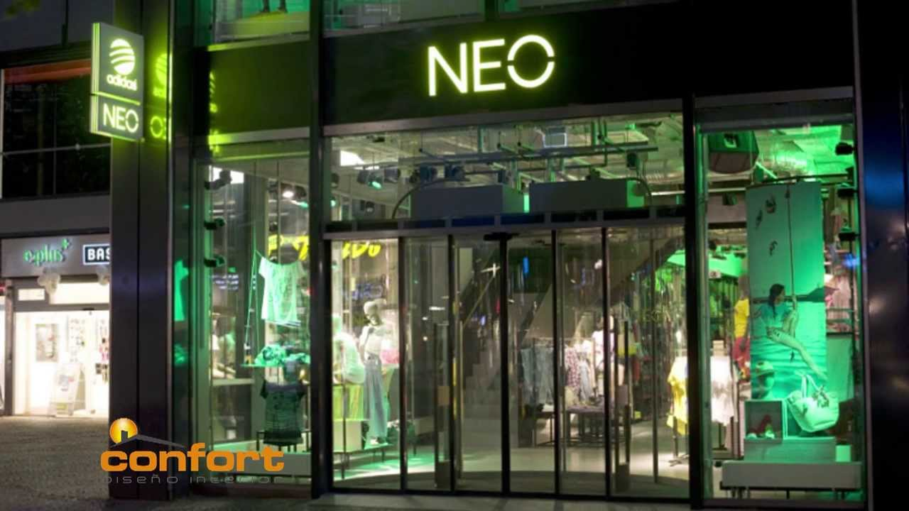 MEGA - Iluminación - Local Comercial - YouTube
