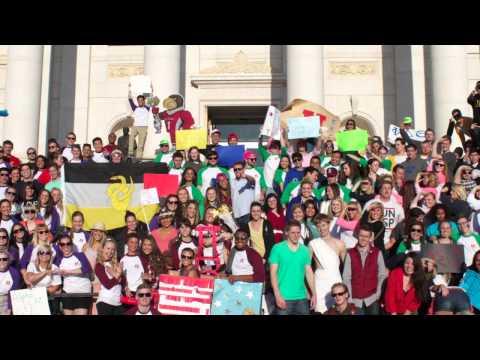 University of Utah: Fall 2013 IFC Men's Rush Video