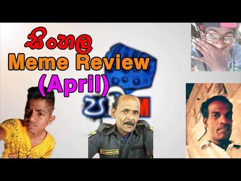 Pie FM - April Meme Review