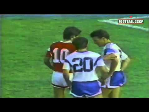 72.Матч группового турнира Олим.Игр 1988 г. США-СССР 2-4