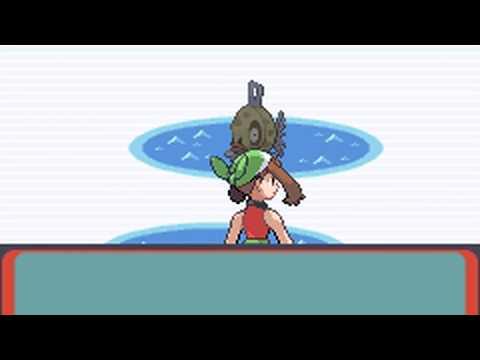 Pokemon Emerald: Feebas Locator (Mod: Read Description)