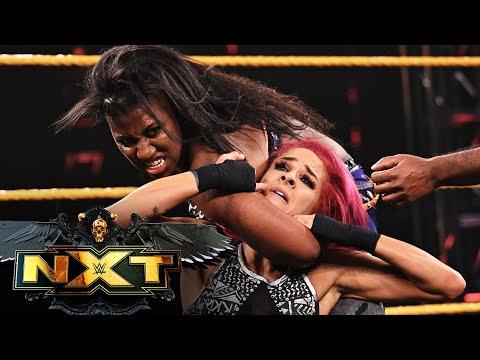 Ember Moon vs. Dakota Kai w/Raquel Gonzalez: WWE NXT, June 8, 2021