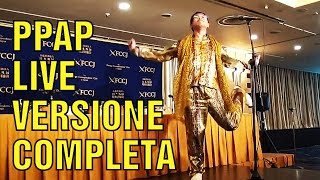 PPAP IN SICILIANO LIVE AT PICANELLO SQUARE