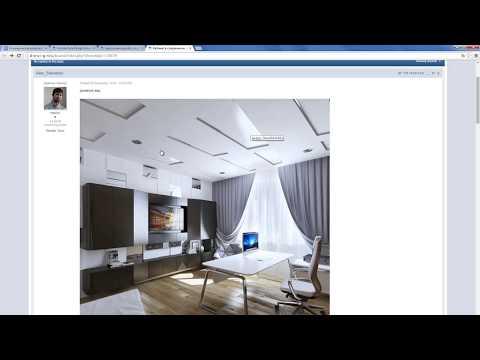 3 минуты в фотошопе добавят выразительности интерьеру