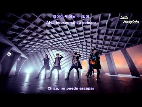 Boyfriend - I Yah [Sub Español + Hangul + Romanización]