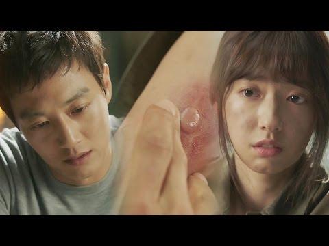 Kim Rae Won, loving eye glances at Park Shin Hye ♥ 《The Doctors》 닥터스 EP03
