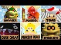 Mario Baldi's Basics 64 in Education and Learning ALL CHARACTERS
