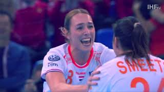 Netherlands vs Spain | Final highlights | 24th IHF Women's World Championship, Japan 2019