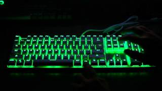 Voz - Motospeed Ck104 RGB - Backlit Lighting Modes
