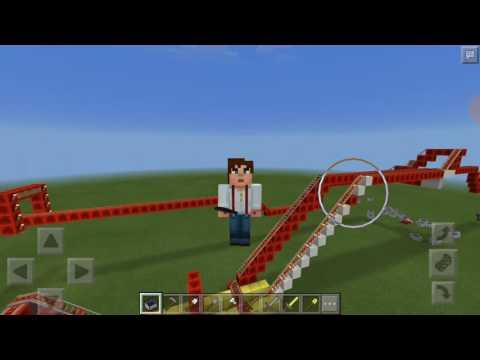Minecraft hız Treni