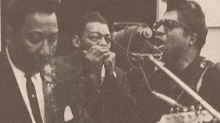 Little Walter-Boom, Boom Out Goes The Light