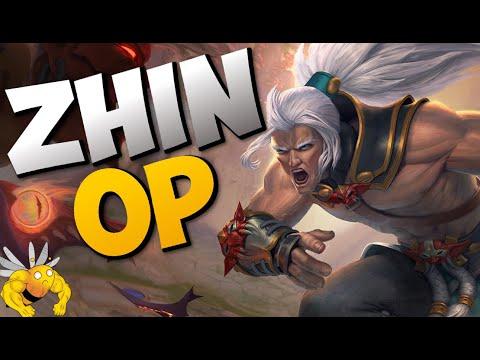 Paladins Pro | SEASON 3 ZHIN BROKEN AGAIN!