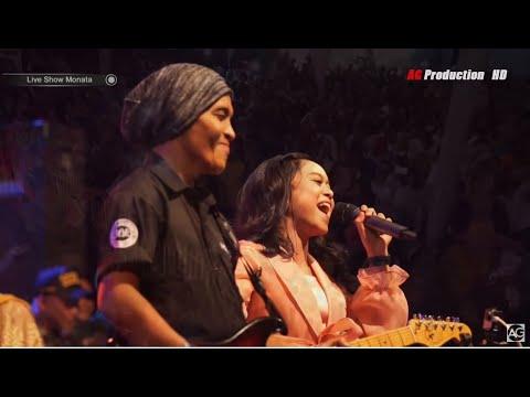 LESTI - BAGAI RANTING KERING  LIVE MONATA SUMUR SAPI SUBANG 2018