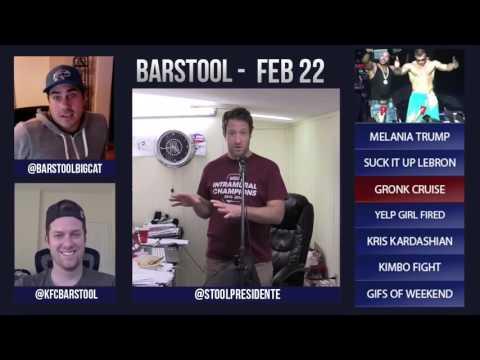 Barstool Rundown // February 22nd 2016