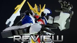 HG 1/144 Gundam Barbatos Lupus Rex - IRON BLOODED ORPHANS- Gunpla Review  鉄血のオルフェンズ