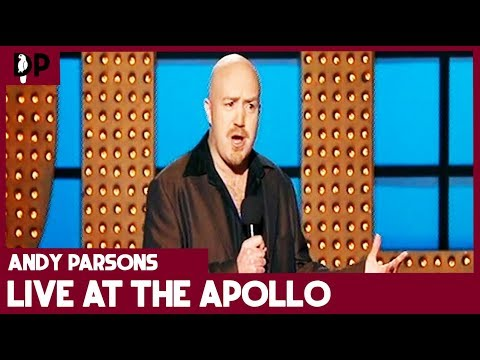 Andy Parsons | Live At The Apollo | Season 4 | Dead Parrot