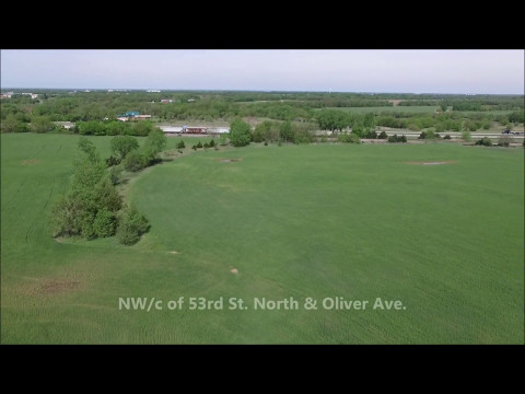 SOLD at AUCTION! 295.46 ± Acres - 3 Individual Tracts Near Kechi, KS.