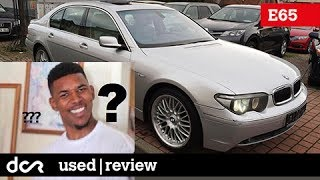 Buying a used BMW 7 series E65 - 2001-2008, Common Issues, Engine types, SK titulky / Magyar felirat