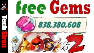 Angry birds 2 hack | Angry birds 2 cheats to get unlimited gems