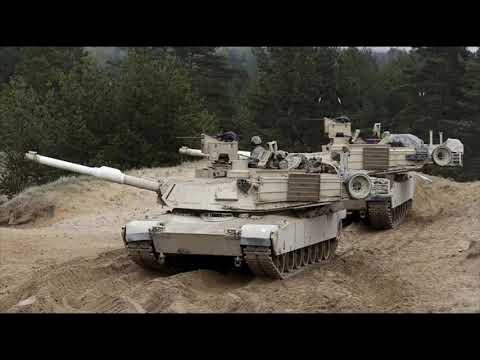 Зачем в Литву доставили танки Abrams и БМП Bradley