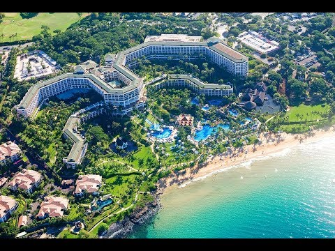 Why the Grand Wailea Resort Maui is one of the most famous hotels in the world